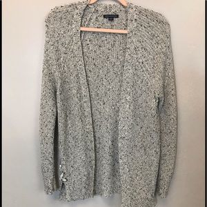 American Eagle outfitters open cardigan